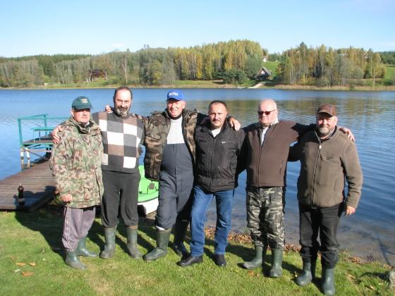 Lietuvos policijos veteranų asociacijos Utenos filialo žvejybos varžybos ,,KARŠIS 2021″