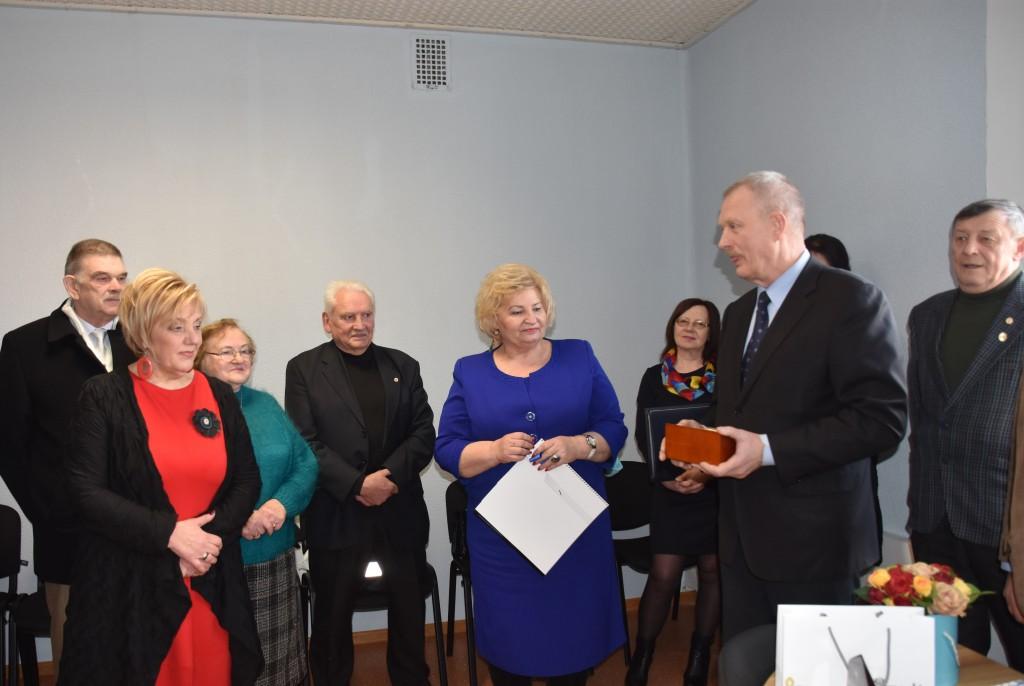 Atidaryta Lietuvos policijos veteranų asociacijos Marijampolės filialo būstinė