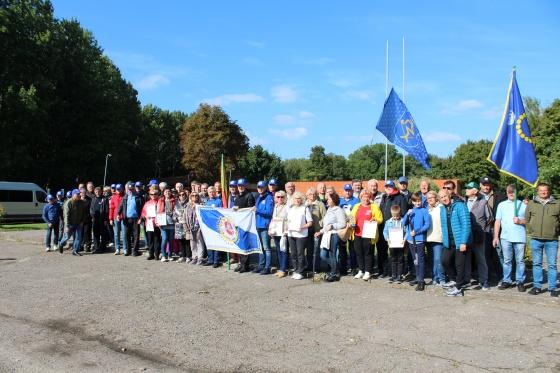 2021 m. Lietuvos policijos veteranų sąskrydis Karklėje